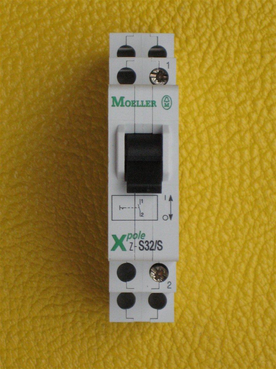 Moeller-Z-S32-S-Steuerschalter-32A