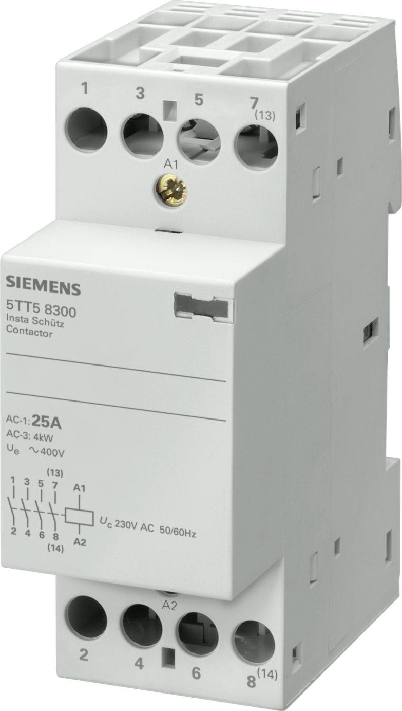 Siemens-5TT5-8300-Schuetz-24-A-4-Schliesser-Spule-230V-ean-4001869343969