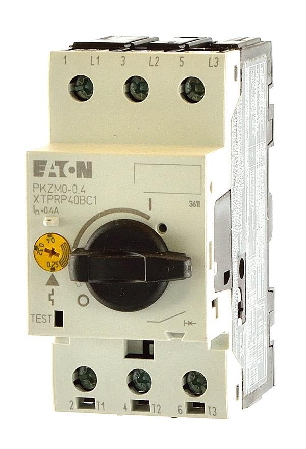 Eaton PKZM0-0,16 Motorschutzschalter 0,1-0,16A 072730